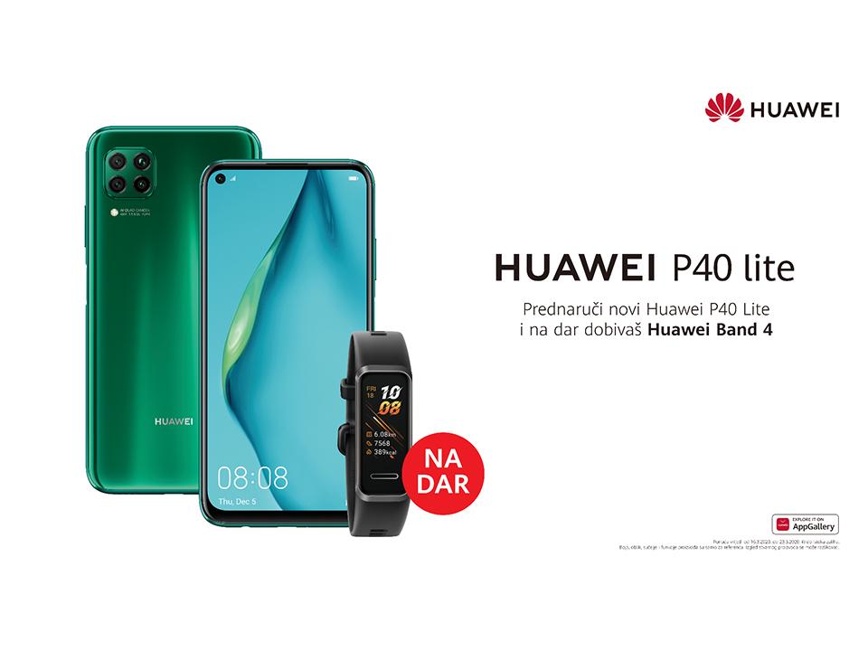 Huawei P40 Lite prednarudzbe